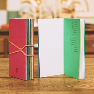 Diary - 12 Booklets